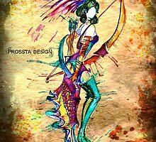 Sagittarius - The (Centaur) Archer by prossta