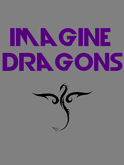 Imagine dragons by TheOrion97