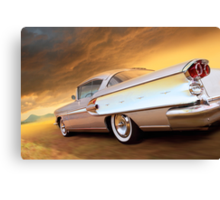 When Cars Could Fly Canvas Print