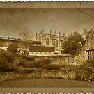 Oxford, England, Christ Church by flashcompact