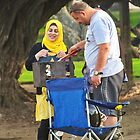 BBQ At the Park by heatherfriedman
