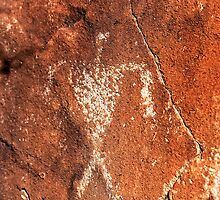 Petroglyph by Alex Preiss