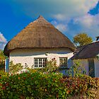 Ireland. Adare. Thatched Cottage. by vadim19