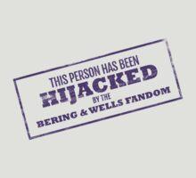 Hijacked by Feels - Purple by webgeekist