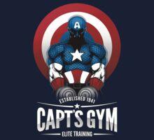 Capt's Gym Kids Clothes