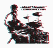 Deep Sleep Operator Drummer by TheElectricLair