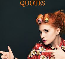 Hayley Williams: Quotes by Declan Black