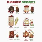 Thorrific Desserts by derlaine
