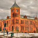 Coconino County Courthouse Flagstaff, AZ by Diana Graves Photography