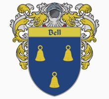 Bell Coat of Arms/Family Crest by William Martin