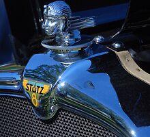 Stutz RA Ornament by John Schneider