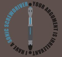 Doctor Who Sonic Screwdriver  by Maurece