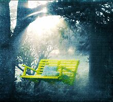 The Yellow Swing by moorezart