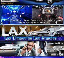 Limos Car Service Los Angeles by losangeleslimox