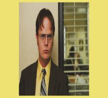 Dwight Schrute The Office  by biankajewell