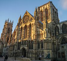 York Minster by ADayToRemember