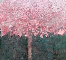 cherry tree by Jacqueline Eirian McKay