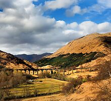 Glenfinnan Viaduct by Dave Hare