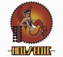 Hell's Belle Reversed by luckydevil