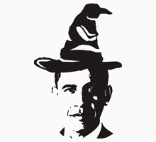 Wizard Obama by lerogber