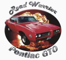 Pontiac GTO Road Warrior by hotcarshirts