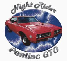 Pontiac GTO Night Rider by hotcarshirts
