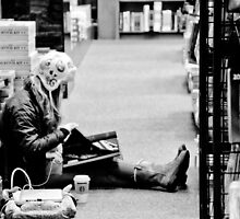 The Reader by Mark Jackson