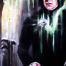 Snape and The Dark Mark by iszi