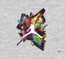 Air Jordan Colour 3xx Shirt by EJoseph