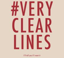 ALT #Very Clear Lines by Hrern1313