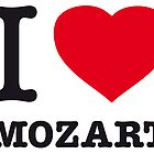 I ♥ MOZART by eyesblau