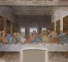 The Last Supper by malapipa