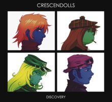 The Crescendolls ~ Discovery by xseejay