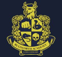 Bullworth Academy Crest by robertdaley