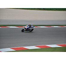 Lorenzo, moto gp! Photographic Print
