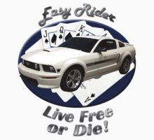 Ford Mustang GT Easy Rider by hotcarshirts