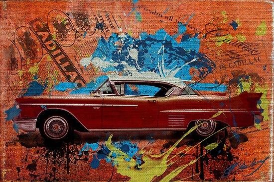 Rebirth of Cadillac by karolismic