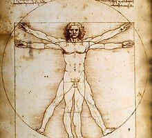 Da Vinci by AlanaMichelle