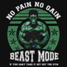 BEAST MODE by viperbarratt