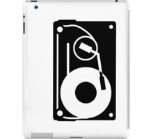Turntable Tape iPad Case/Skin