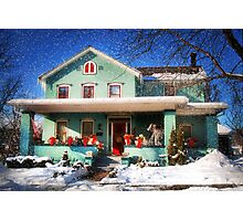 Dressed for the Holidays Photographic Print