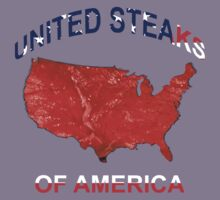 United Steaks of America by Denial3D