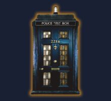 221b phone box by John Hardy Art and Design Service