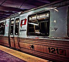 Port Authority Trans Hudson Train by pixog