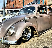 Slammed VW Beetle by JBPhotography13