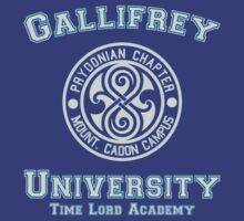 Gallifrey University by SamanthaMirosch