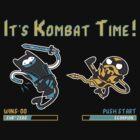 It's Kombat Time! by avokes