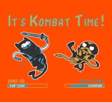 It's Kombat Time! Kids Clothes