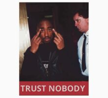 2Pac Trust Nobody Vintage Shirt SALE by DopeDesigns