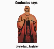 Confucius by odb9088